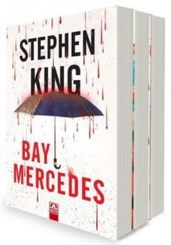 Stephen King Seti -Bay Mercedes 3 Kitap Takım