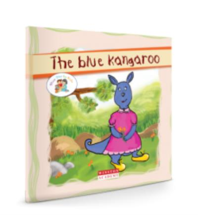Story Time For Kids-The Blue Kangaroo