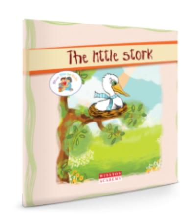 Story Time For Kids-The Little Stork