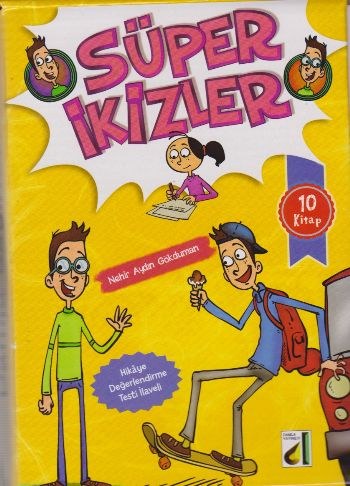 Süper İkizler - 10 Kitap