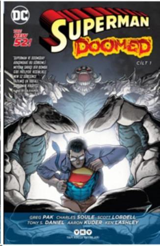 Superman Cilt 1-Doomed