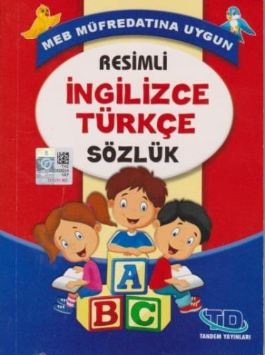 Tandem Resimli İngilizce-Türkçe Sözlük