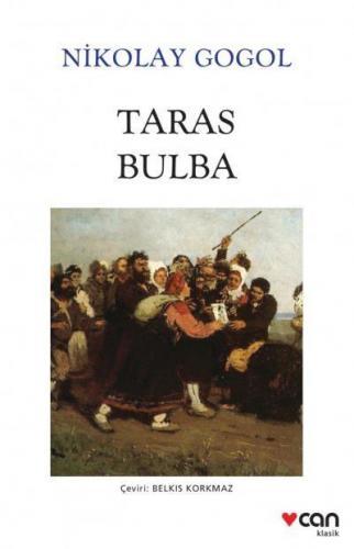 Taras Bulba-Beyaz Kapak Nikolay Gogol