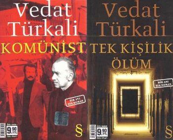 Tek Kişilik Ölüm   Komünist (2 Kitap Birarada) (Cep Boy)