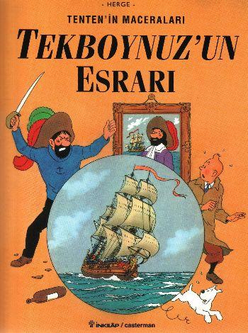 Tenten'in Maceraları-11: Tekboynuz'un Esrarı
