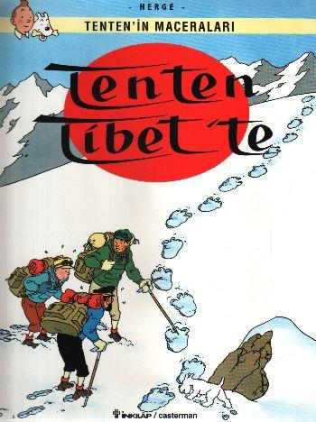 Tenten'in Maceraları-20: Tenten Tibet'te
