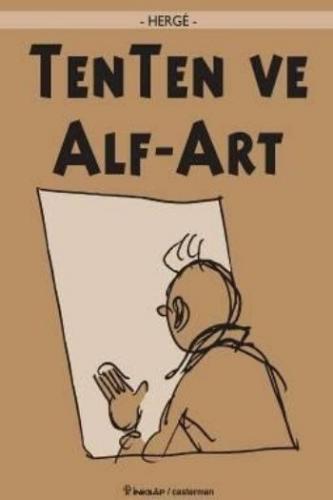 Tenten'in Maceraları-23: Tenten ve Alf-Art