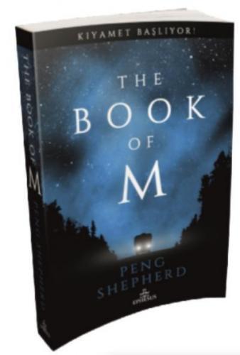 The Book Of M-Kıyamet Başlıyor-K. Kapak