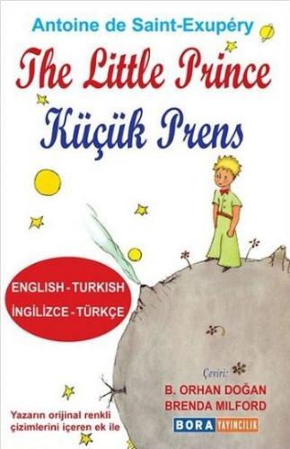 The Little Prince-Küçük Prens İngilizce-Türkçe