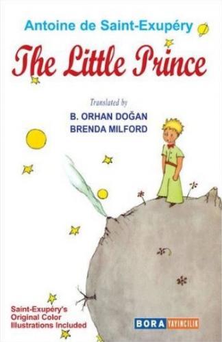 The Little Prince-Küçük Prens İngilizce