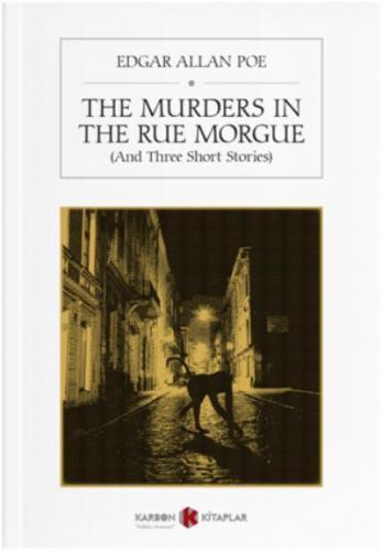 The Murders İn The Rue Morgue Edgar Allan Poe