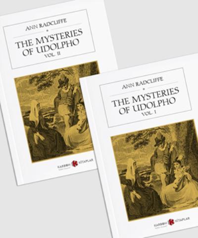 The Mysteries Of Udolpho 2 Cilt Takım