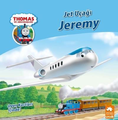 Thomas ve Arkadaşları - Jet Uçağı Jeremy
