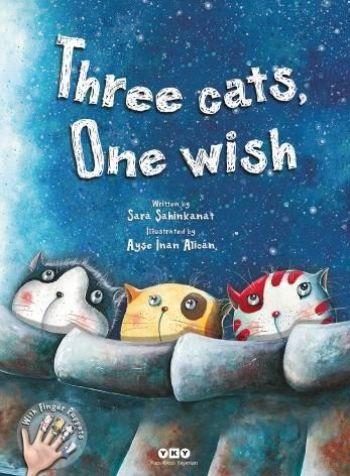 Three Cats One Wish