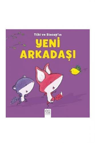 Tilki ve Sincap - Yeni Arkadaşı