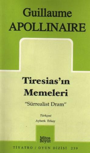 """Tiresias'ın Memeleri """"Sürrealist Dram"""" (Brd)"""