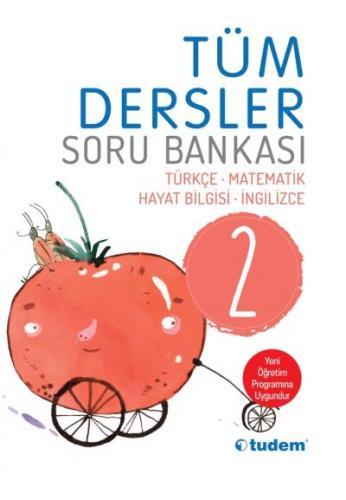Tudem 2. Sınıf Tüm Dersler Soru Bankası-YENİ
