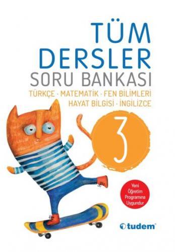 Tudem 3. Sınıf Tüm Dersler Soru Bankası-YENİ
