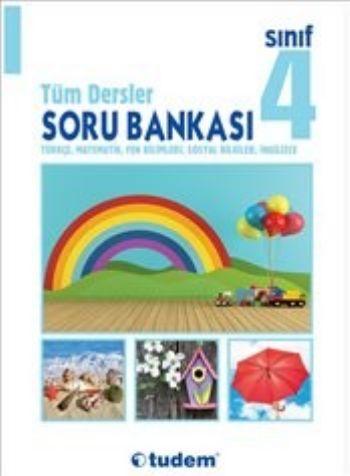 Tudem 4. Sınıf Tüm Dersler Soru Bankası
