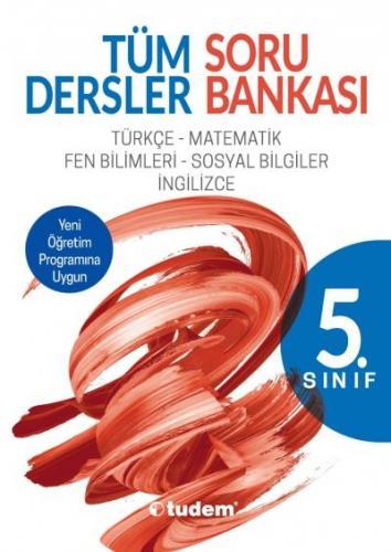 Tudem 5. Sınıf Tüm Dersler Soru Bankası-YENİ