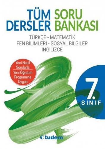 Tudem 7. Sınıf Tüm Dersler Soru Bankası-YENİ
