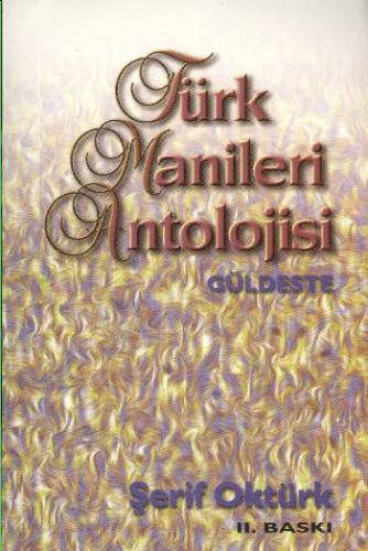 Türk Manileri Antolojisi Şerif Oktürk