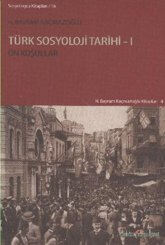 Türk Sosyoloji Tarihi-1
