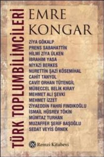 Türk Toplumbilimcileri (Tek Cilt)