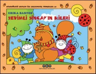 Sevimli Sincap'ın Kileri - Uğurböceği Sevecen ile Salyangoz Tomurcuk 3