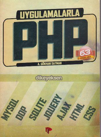 Uygulamarla PHP