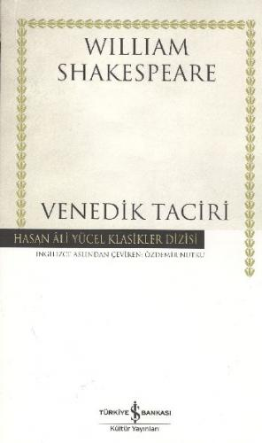 Venedik Taciri (K.Kapak) William Shakespeare