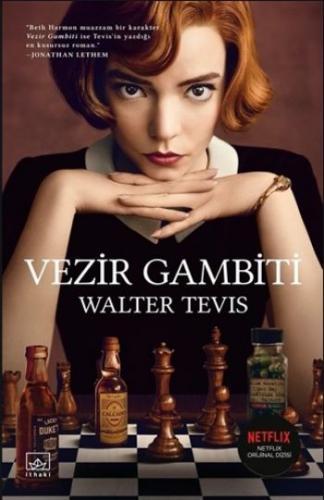 Vezir Gambiti Walter Tevis