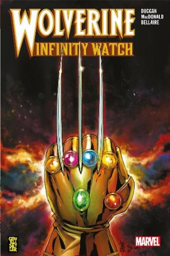 Wolverine - Infinity Watch Gerry Duggan
