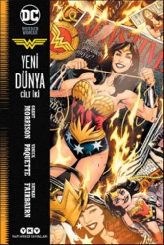Wonder Woman : Yeni Dünya 2 Grant Morrison