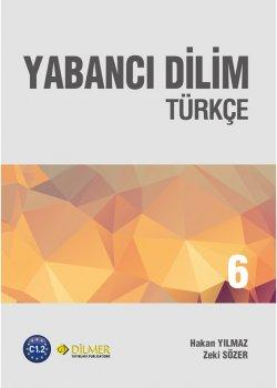 Yabancı Dilim Türkçe 6