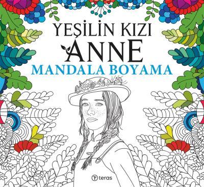 Yeşilin Kızı Anne - Mandala Boyama Kolektif