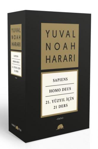Yuval Noah Harari Set 3 Cilt-Cilti