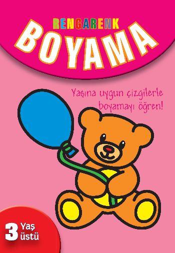 Rengarenk Boyama 3 Yas Ustu Parilti Yayincilik Kollektif