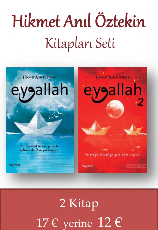 Hikmet Anıl öztekin Kitapları Seti 2 Hikmet Anıl öztekin