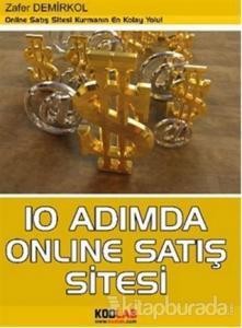 10 Adımda Online Satış Sitesi