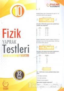 10. Sınıf Fizik Yaprak Testleri