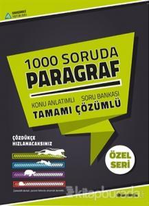 2018 YKS 1000 Soruda Paragraf Sıradışı Analiz Tamamı Çözümlü Konu Özetli