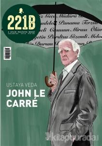 221B İki Aylık Polisiye Dergi Sayı: 30 Ocak - Şubat 2021