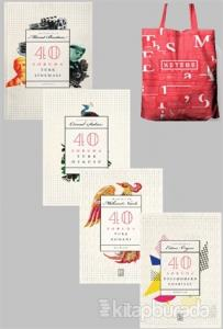 40 Soruda Serisi (4 Kitap Takım - Çanta Hediyeli)