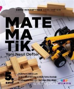 5. Sınıf Matematik Yeni Nesil Defter