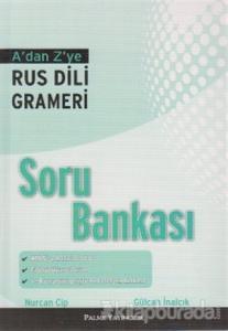 A'dan Z'ye Rus Dili Grameri Soru Bankası