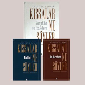 Mehmet Okuyan Kıssalar Ne Söyler Kitap Seti