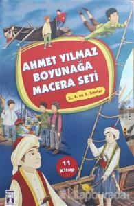 Ahmet Yılmaz Boyunağa Macera Seti (11 Kitap Takım)
