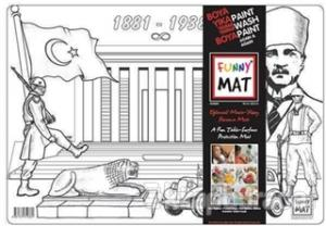 Anıtkabir 1036 - Funny Mat