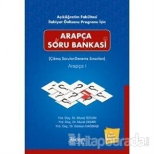 Arapça Soru Bankası 1